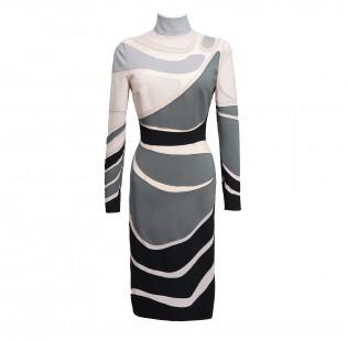Art nouveau bondage dress small - 1