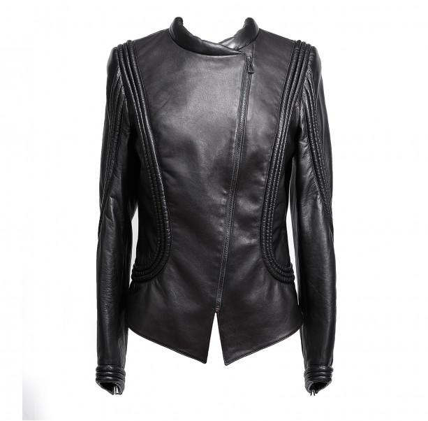 Art Nouveau leather jacket - 1
