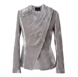 Shawl collar jacket small - 1