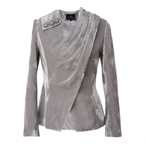 Shawl collar jacket - 1