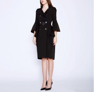 Coat dress small - 4