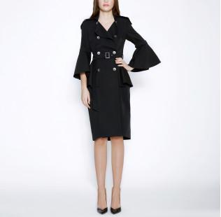 Coat dress small - 5