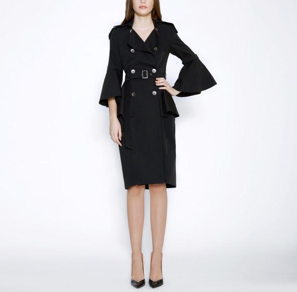 Coat dress - 5