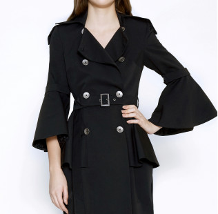 Coat dress small - 2