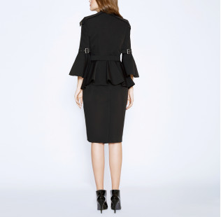 Coat dress small - 3