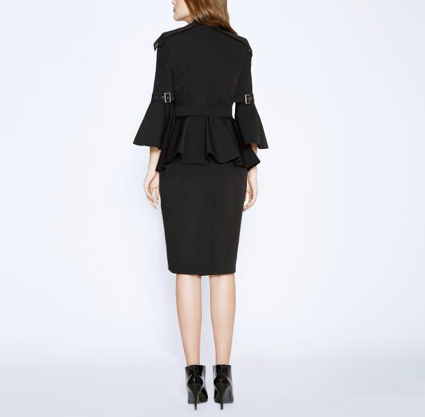 Coat dress - 3