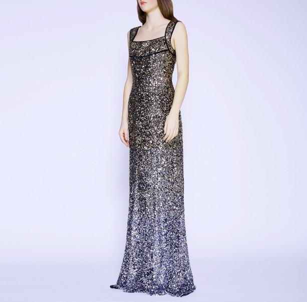Long evening dress - 5