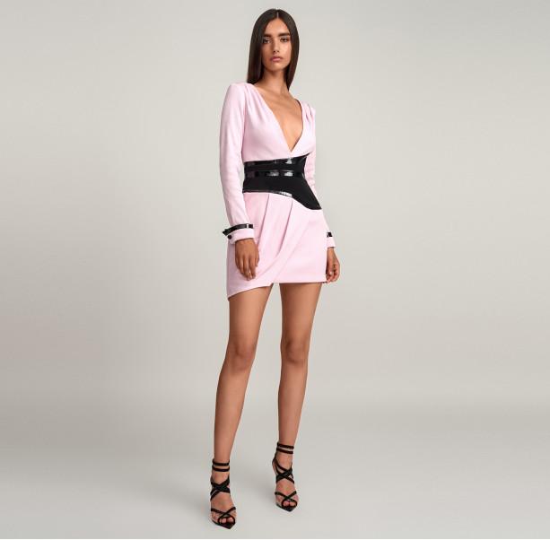 Belt dress - 2
