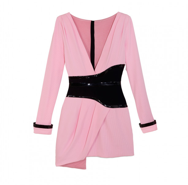 Belt dress - 1