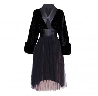 Robes de Nodus for evening small - 1