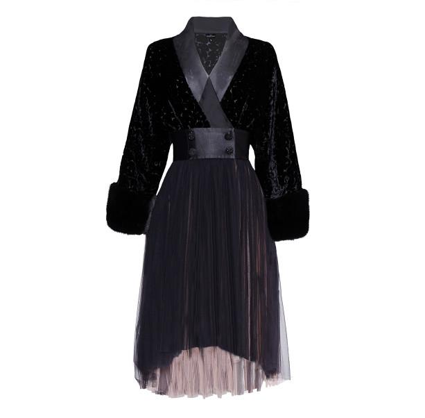 Robes de Nodus for evening - 1