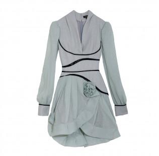 Hydrangea dress small - 1