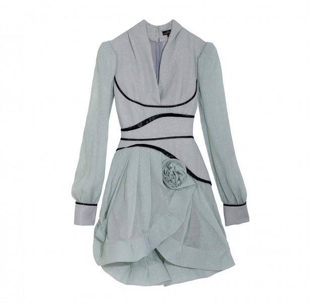 Hydrangea dress - 1