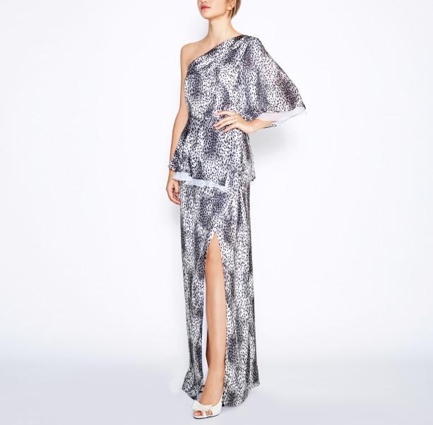 Long leopard dress - 5