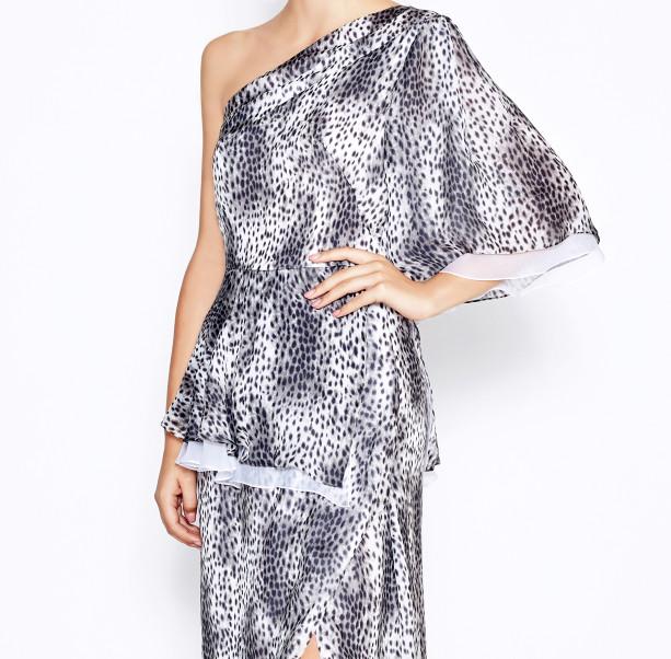 Long leopard dress - 2