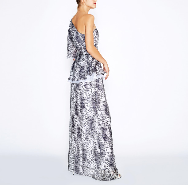 Long leopard dress - 4
