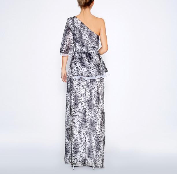 Long leopard dress - 3