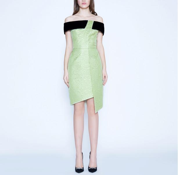 Dress corset «Velvet Touch» - 6