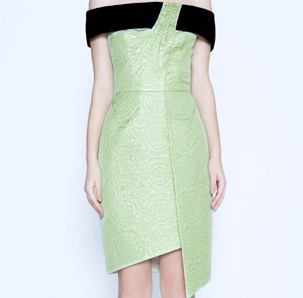 Dress corset «Velvet Touch» - 2
