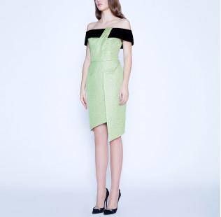 Dress corset «Velvet Touch» small - 5