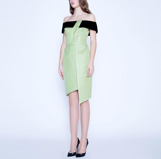 Dress corset «Velvet Touch» - 5