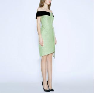 Dress corset «Velvet Touch» small - 4