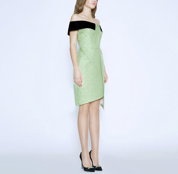 Dress corset «Velvet Touch» - 4