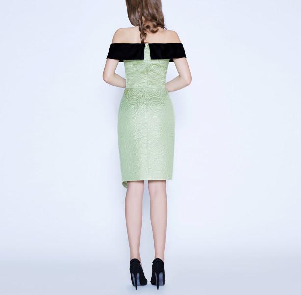 Dress corset «Velvet Touch» - 3