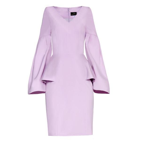Cold Rose pink dress - 1