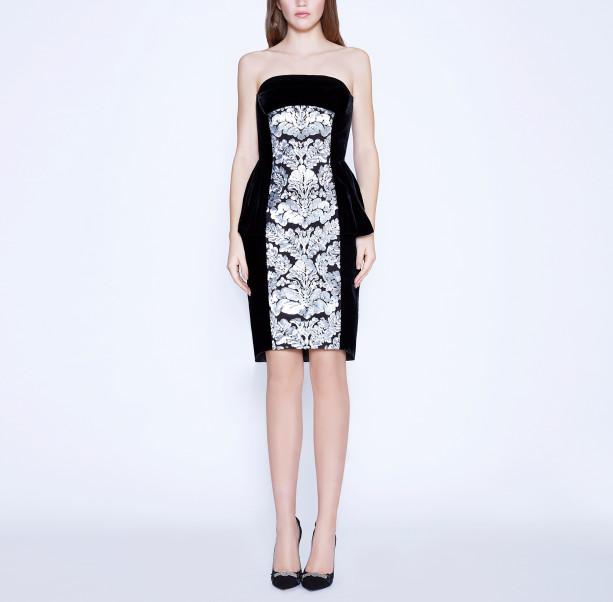 "Dress corset ""Sequins arment"" - 6"