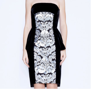 "Dress corset ""Sequins arment"" small - 2"