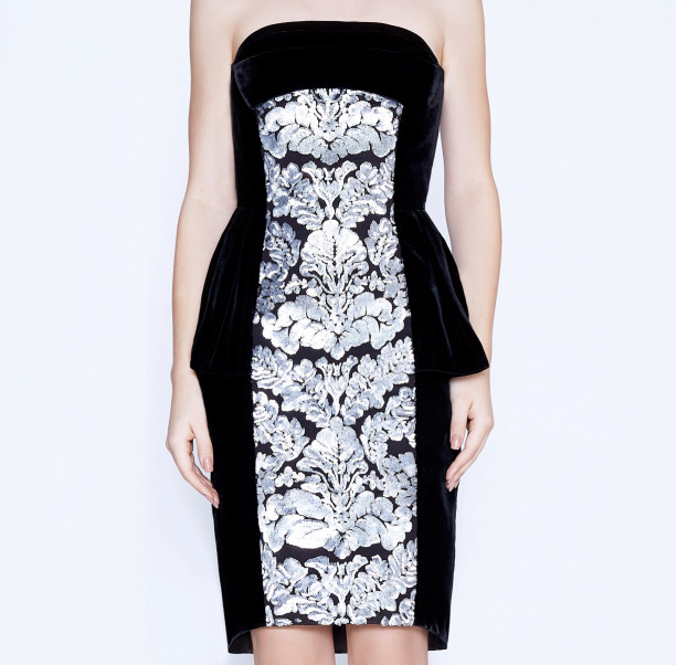 "Dress corset ""Sequins arment"" - 2"