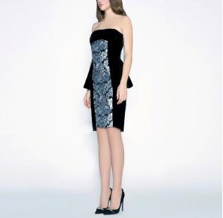 "Dress corset ""Sequins arment"" small - 4"