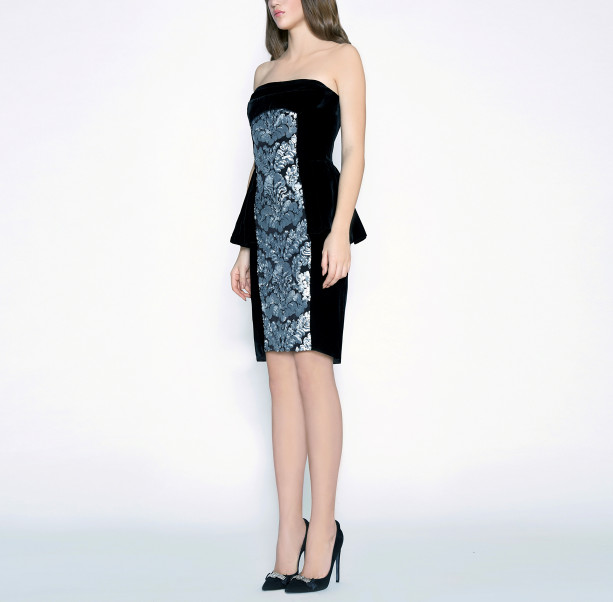 "Dress corset ""Sequins arment"" - 4"
