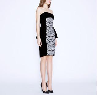 "Dress corset ""Sequins arment"" small - 5"