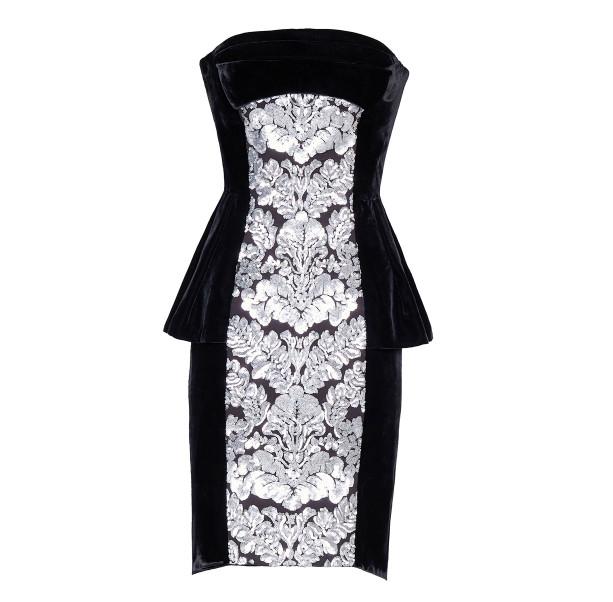 "Dress corset ""Sequins arment"" - 1"