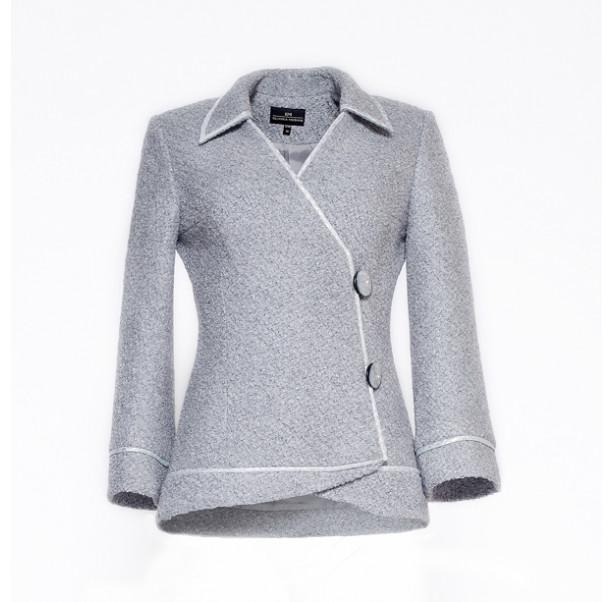 Jacket boucle - 1
