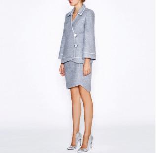 Jacket boucle small - 5