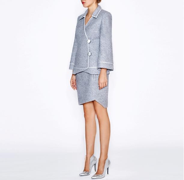 Jacket boucle - 5