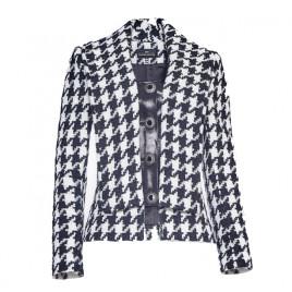 Warm tweed jacket..