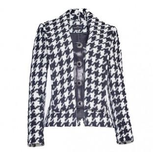 Warm tweed jacket small - 1