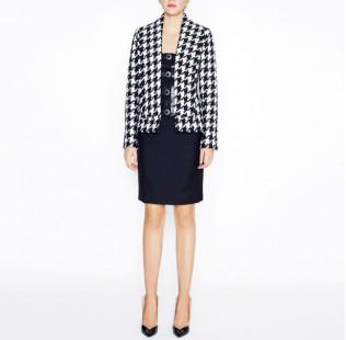 Warm tweed jacket small - 5