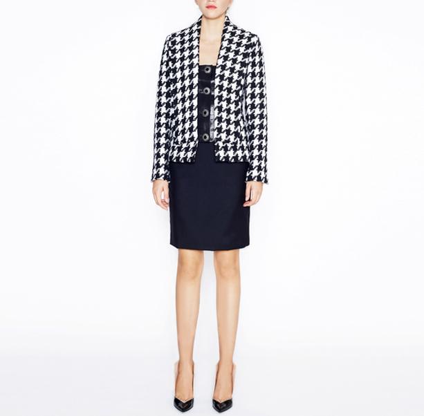 Warm tweed jacket - 5