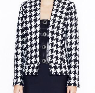 Warm tweed jacket small - 2