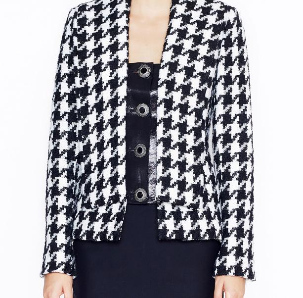 Warm tweed jacket - 2