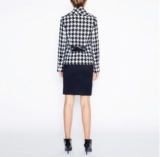 Warm tweed jacket small - 3