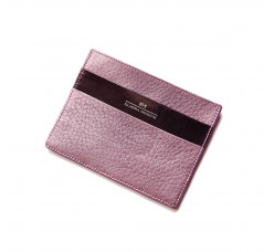 "Cash holder ""Pearl Purple"""