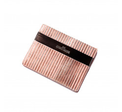 "Cash holder  ""Orange stripes"""