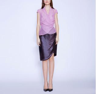 Draped skirt small - 5