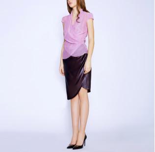 Draped skirt small - 4